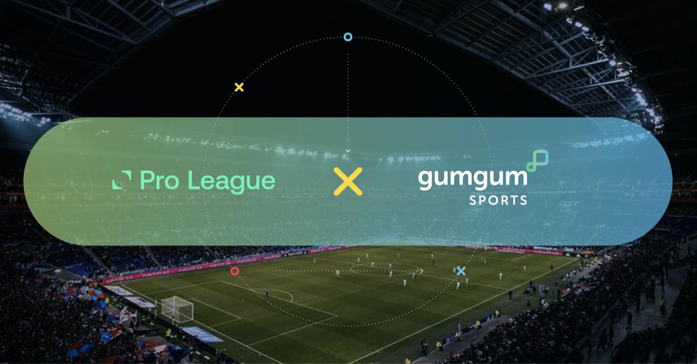 Partnership between Relo Metrics and Pro League in Belgium - graphic