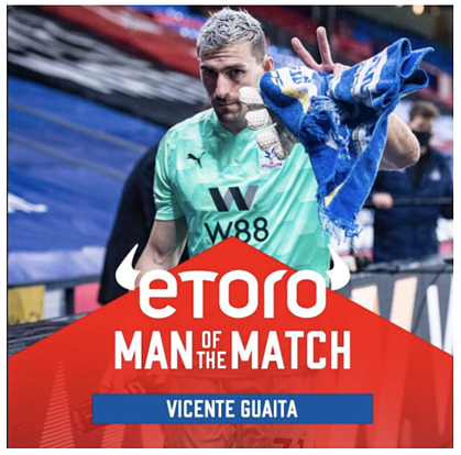 Example of an EPL Branded Content campaign for Man of the Match