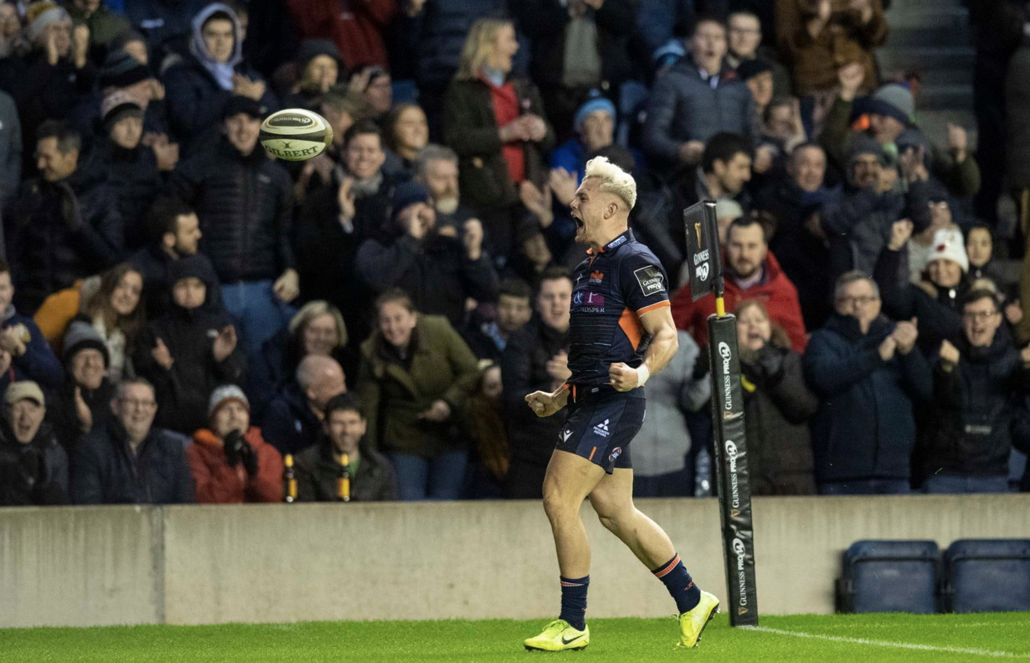 Edinburgh Rugby Renews with Relo to Speed Up Partner Insights