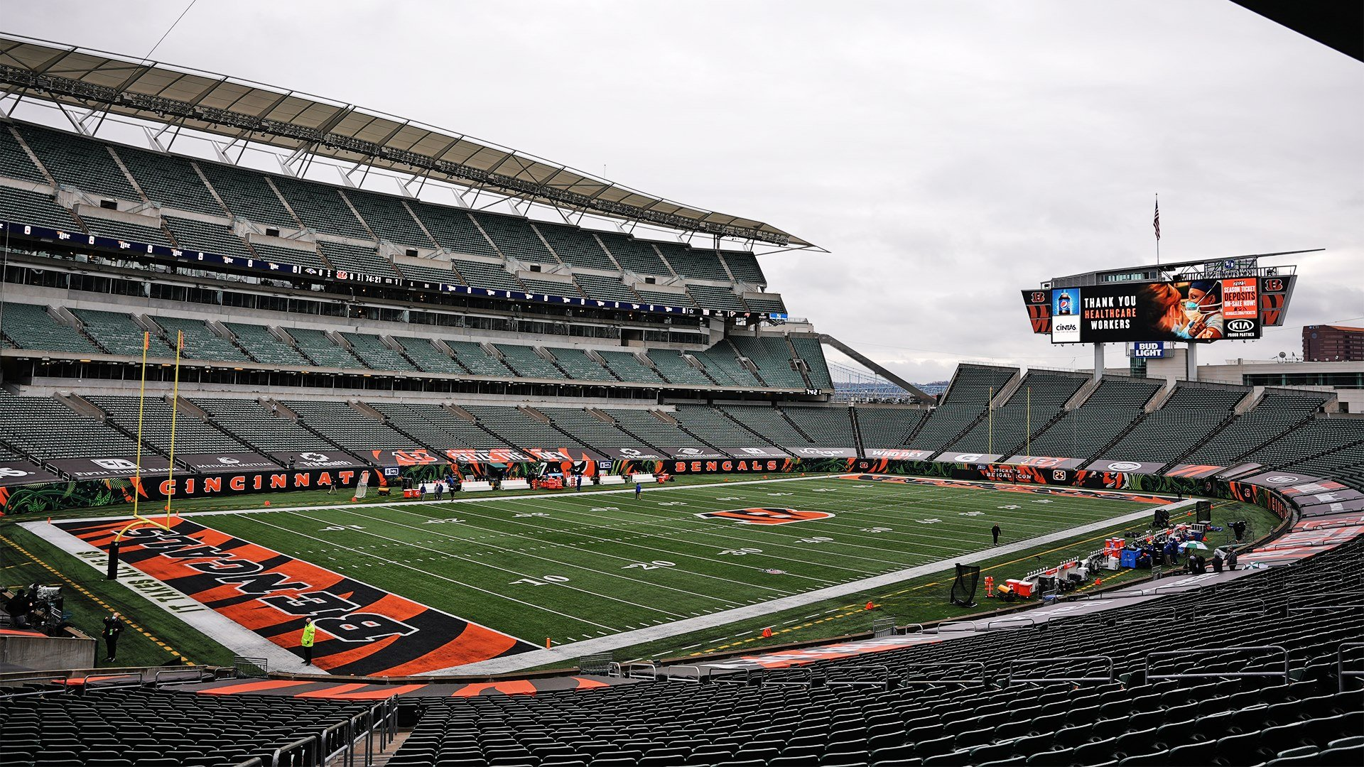 Cincinnati Bengals Renews with Relo for its Ease of Use and Functionality